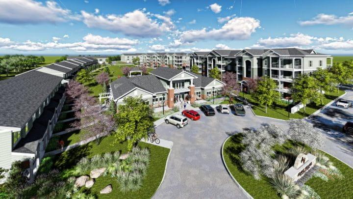 Regency Adams Village Expansion